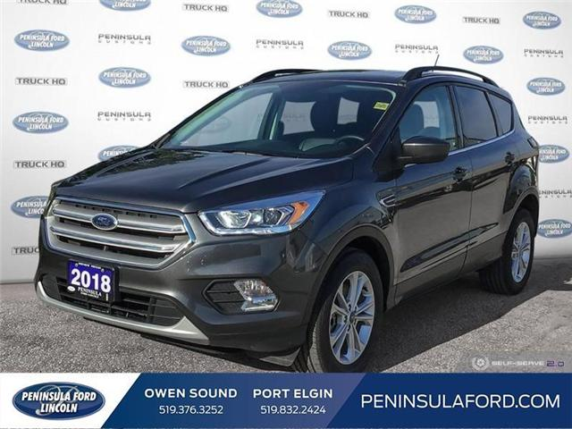 2018 Ford Escape SEL (Stk: 1794) in Owen Sound - Image 1 of 24