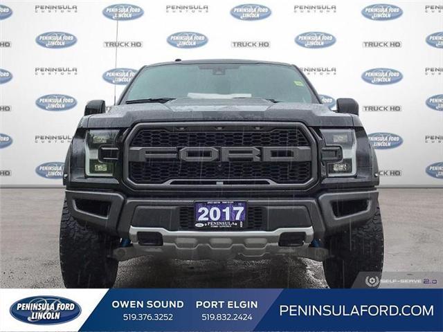 2017 Ford F-150 Raptor (Stk: 1792) in Owen Sound - Image 2 of 25