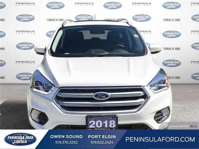 2018 Ford Escape Titanium (Stk: 1790) in Owen Sound - Image 2 of 25