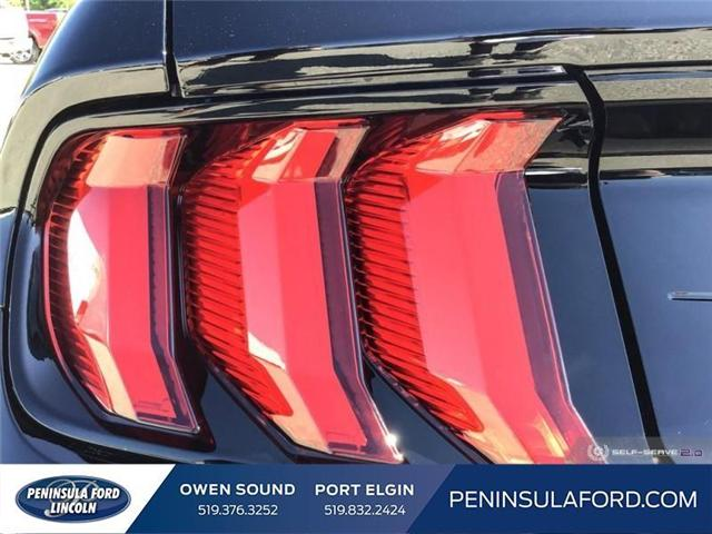 2018 Ford Mustang GT Premium (Stk: 1789) in Owen Sound - Image 11 of 25