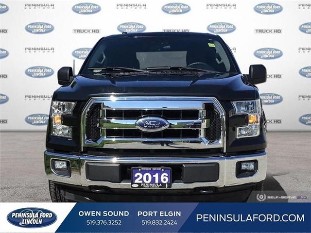 2016 Ford F-150 XLT (Stk: 19FE186A) in Owen Sound - Image 2 of 23