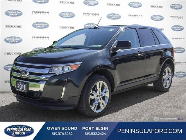 2011 Ford Edge Limited (Stk: 19ES80A) in Owen Sound - Image 1 of 24
