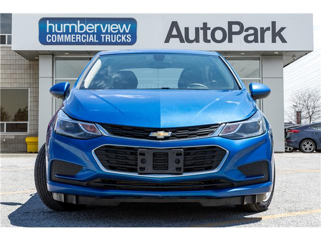 2018 Chevrolet Cruze LT Auto (Stk: 18-178789) in Mississauga - Image 2 of 20