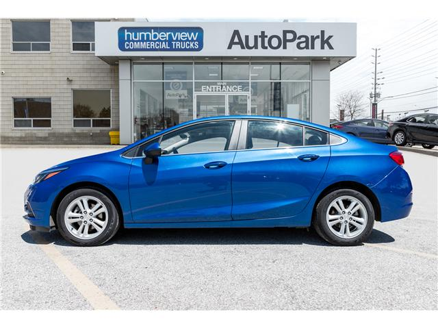2018 Chevrolet Cruze LT Auto (Stk: 18-178789) in Mississauga - Image 3 of 20