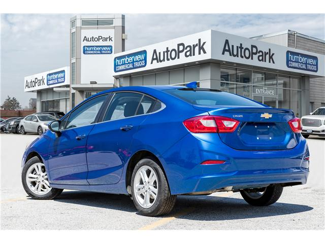 2018 Chevrolet Cruze LT Auto (Stk: 18-178789) in Mississauga - Image 5 of 20