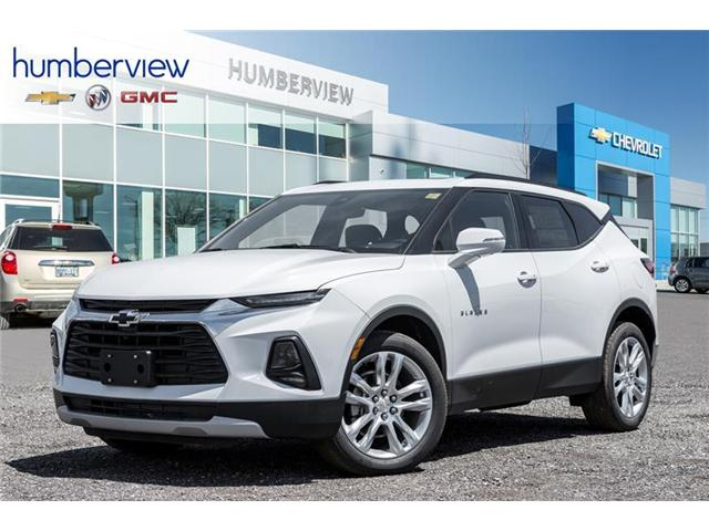 2019 Chevrolet Blazer 3.6 True North (Stk: 19BZ014) in Toronto - Image 1 of 21