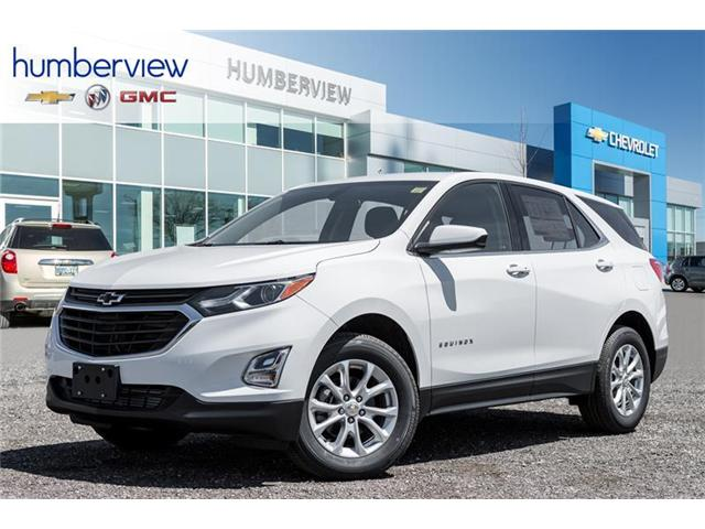 2019 Chevrolet Equinox 1LT (Stk: 19EQ262) in Toronto - Image 1 of 21