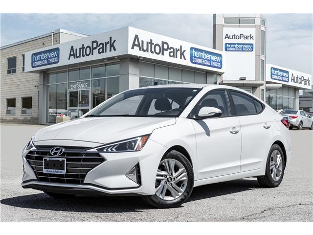 2019 Hyundai Elantra Luxury (Stk: APR3993) in Mississauga - Image 1 of 21