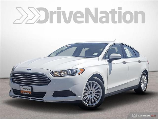 2016 Ford Fusion Hybrid S (Stk: G0176) in Abbotsford - Image 1 of 25