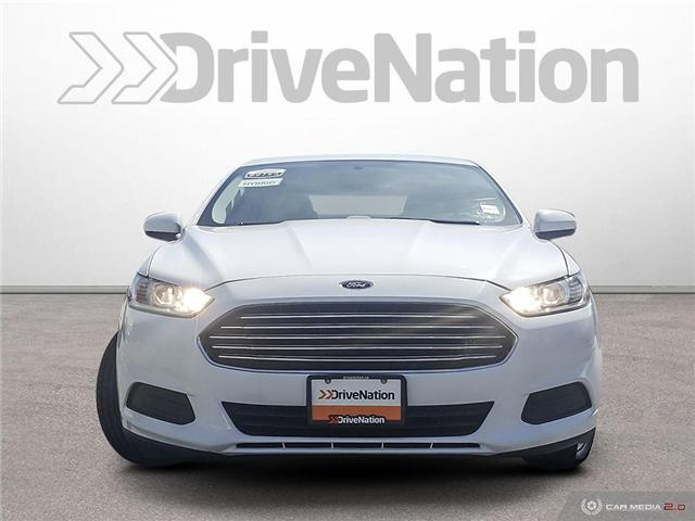 2016 Ford Fusion Hybrid S (Stk: G0176) in Abbotsford - Image 2 of 25