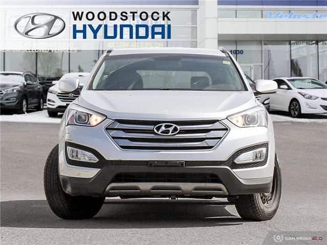 2016 Hyundai Santa Fe Sport 2.4 Base (Stk: P1402) in Woodstock - Image 2 of 27