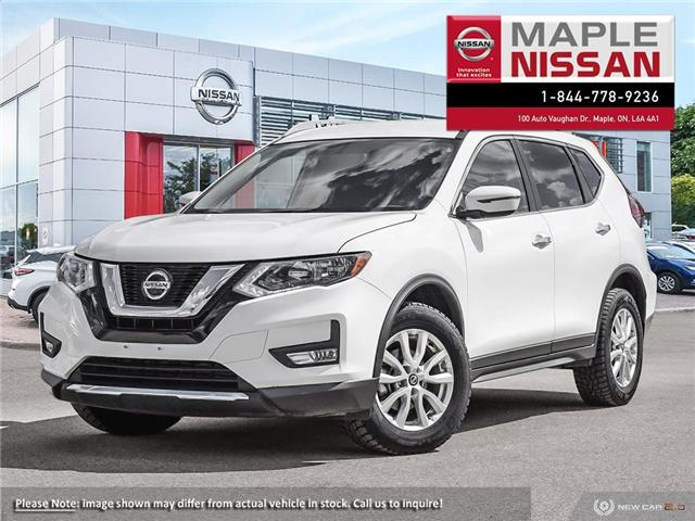2018 Nissan Rogue SV (Stk: M18R203) in Maple - Image 1 of 23