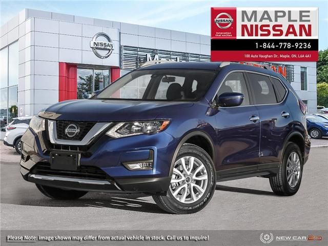 2019 Nissan Rogue SV (Stk: M19R055) in Maple - Image 1 of 22