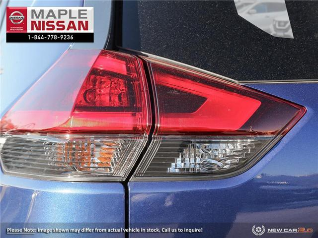 2019 Nissan Rogue SV (Stk: M19R055) in Maple - Image 10 of 22
