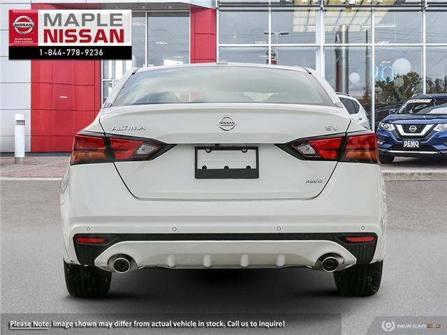 2019 Nissan Altima Pro-Pilot Assist  Advanced Safety Features +++ (Stk: M193014) in Maple - Image 5 of 22