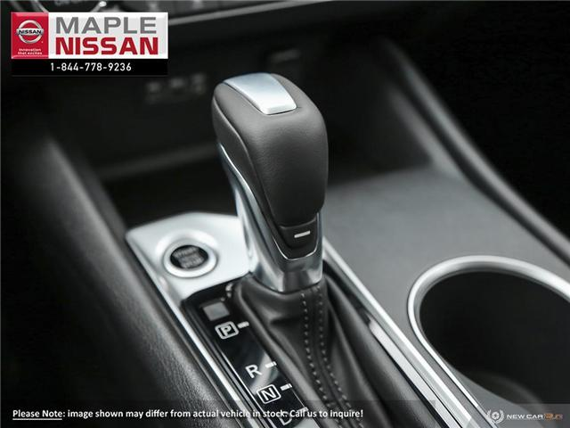 2019 Nissan Altima Pro-Pilot Assist  Advanced Safety Features +++ (Stk: M193014) in Maple - Image 16 of 22