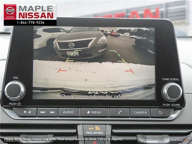 2019 Nissan Altima Pro-Pilot Assist| Advanced Safety Features|+++ (Stk: M193014) in Maple - Image 22 of 22