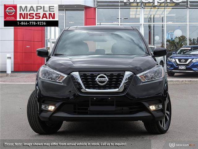 2019 Nissan Kicks SV (Stk: M19K045) in Maple - Image 2 of 23