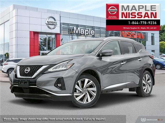 2019 Nissan Murano SL (Stk: M19M025) in Maple - Image 1 of 23