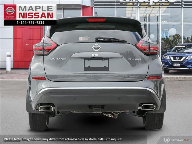 2019 Nissan Murano SL (Stk: M19M025) in Maple - Image 5 of 23