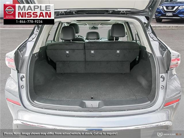2019 Nissan Murano SL (Stk: M19M025) in Maple - Image 7 of 23
