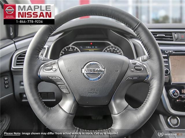 2019 Nissan Murano SL (Stk: M19M025) in Maple - Image 13 of 23