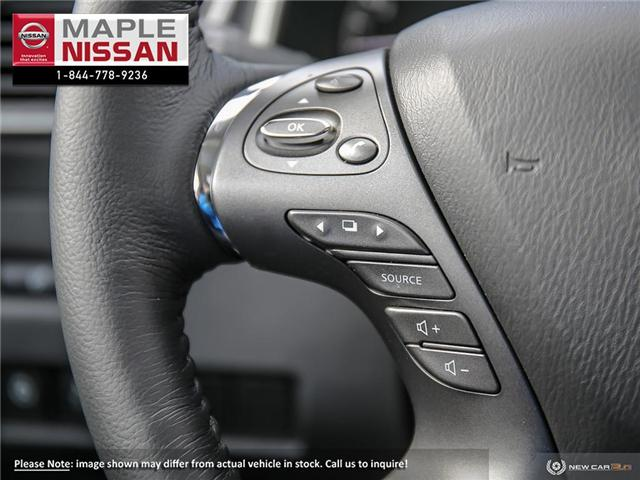 2019 Nissan Murano SL (Stk: M19M025) in Maple - Image 15 of 23