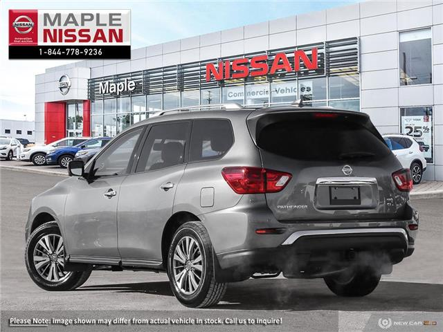 2019 Nissan Pathfinder SL Premium (Stk: M19P026) in Maple - Image 4 of 23