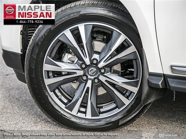 2019 Nissan Pathfinder Platinum (Stk: M19P028) in Maple - Image 7 of 10