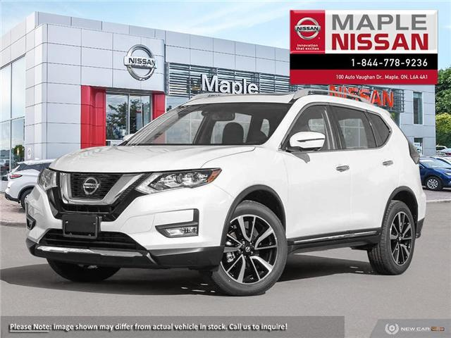 2019 Nissan Rogue SL (Stk: M19R187) in Maple - Image 1 of 10
