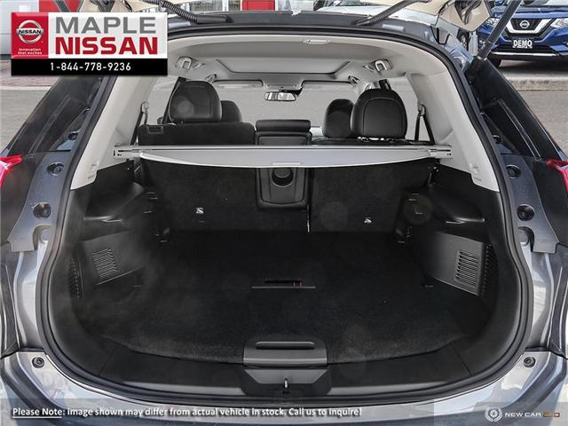 2019 Nissan Rogue SL (Stk: M19R112) in Maple - Image 7 of 23