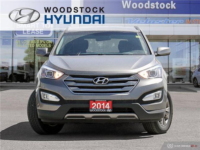 2014 Hyundai Santa Fe Sport 2.4 Premium (Stk: HD19000A) in Woodstock - Image 2 of 27