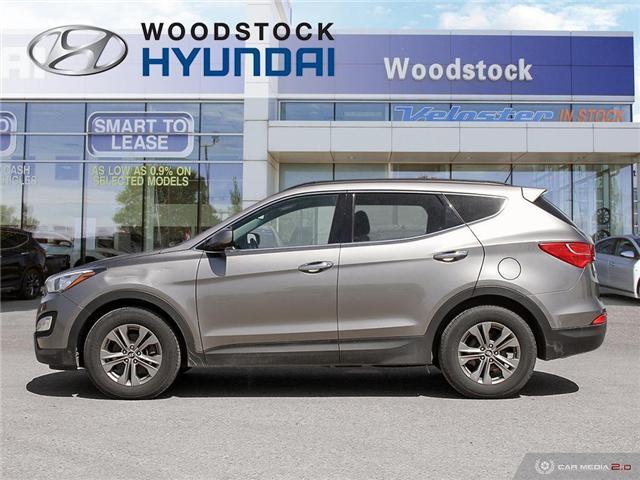 2014 Hyundai Santa Fe Sport 2.4 Premium (Stk: HD19000A) in Woodstock - Image 3 of 27