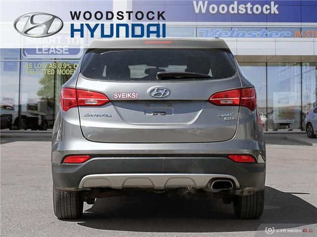 2014 Hyundai Santa Fe Sport 2.4 Premium (Stk: HD19000A) in Woodstock - Image 5 of 27