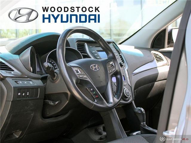 2014 Hyundai Santa Fe Sport 2.4 Premium (Stk: HD19000A) in Woodstock - Image 6 of 27