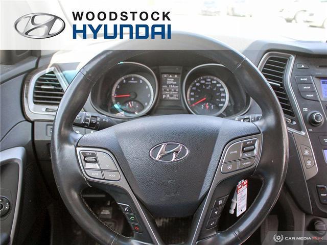 2014 Hyundai Santa Fe Sport 2.4 Premium (Stk: HD19000A) in Woodstock - Image 7 of 27