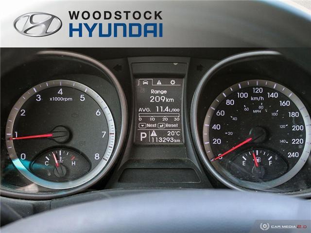 2014 Hyundai Santa Fe Sport 2.4 Premium (Stk: HD19000A) in Woodstock - Image 8 of 27