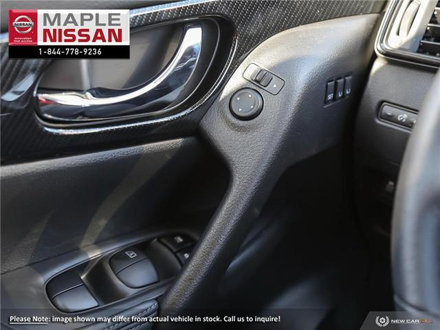 2019 Nissan Rogue SL (Stk: M19R112) in Maple - Image 16 of 23