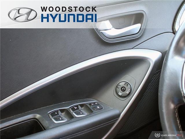 2014 Hyundai Santa Fe Sport 2.4 Premium (Stk: HD19000A) in Woodstock - Image 10 of 27