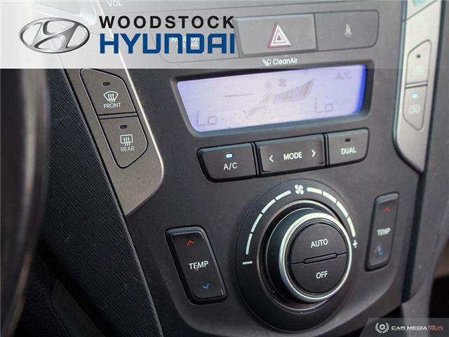 2014 Hyundai Santa Fe Sport 2.4 Premium (Stk: HD19000A) in Woodstock - Image 13 of 27