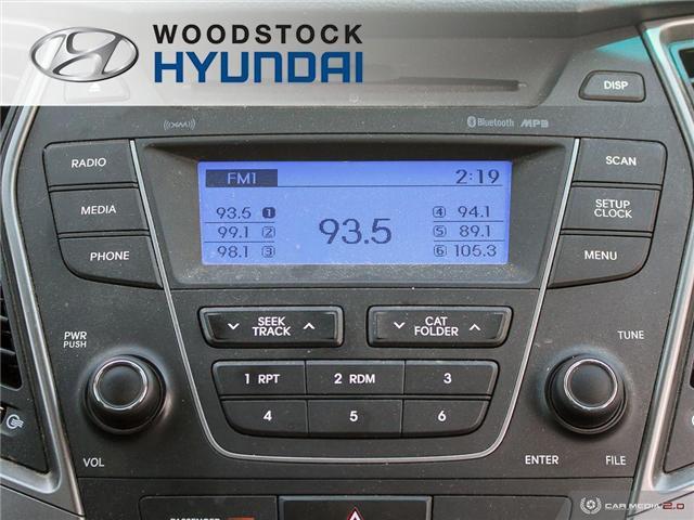 2014 Hyundai Santa Fe Sport 2.4 Premium (Stk: HD19000A) in Woodstock - Image 14 of 27