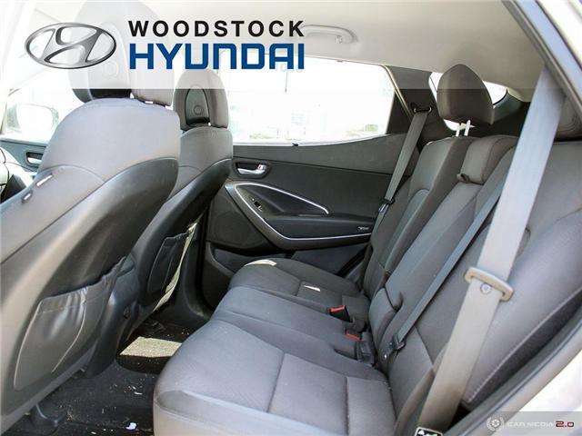 2014 Hyundai Santa Fe Sport 2.4 Premium (Stk: HD19000A) in Woodstock - Image 17 of 27