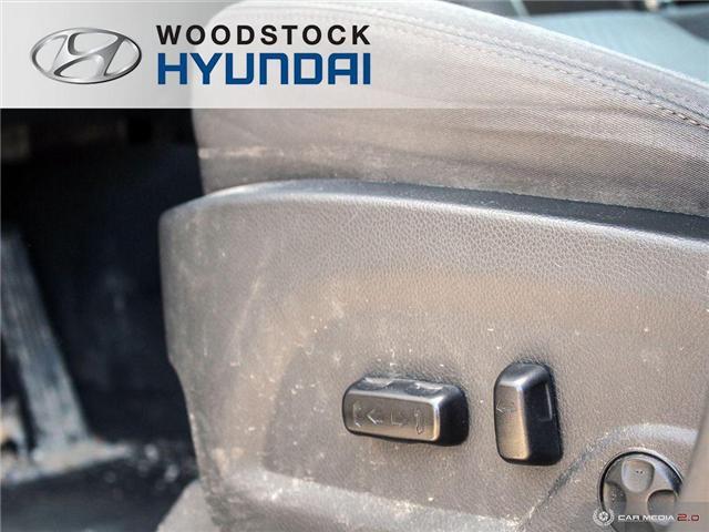 2014 Hyundai Santa Fe Sport 2.4 Premium (Stk: HD19000A) in Woodstock - Image 19 of 27