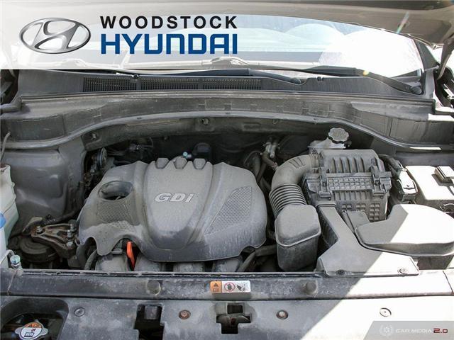 2014 Hyundai Santa Fe Sport 2.4 Premium (Stk: HD19000A) in Woodstock - Image 23 of 27