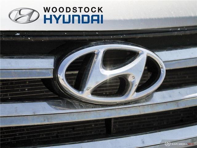 2014 Hyundai Santa Fe Sport 2.4 Premium (Stk: HD19000A) in Woodstock - Image 24 of 27
