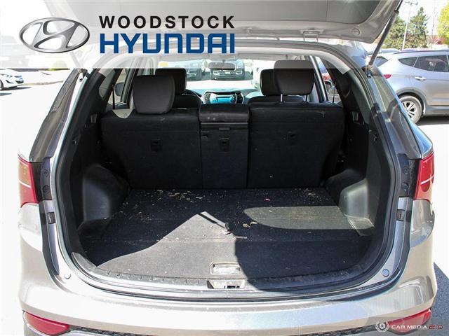 2014 Hyundai Santa Fe Sport 2.4 Premium (Stk: HD19000A) in Woodstock - Image 26 of 27