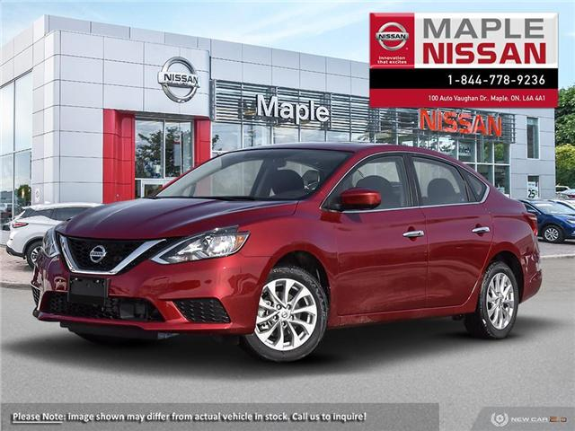 2019 Nissan Sentra 1.8 SV (Stk: M191015) in Maple - Image 1 of 23