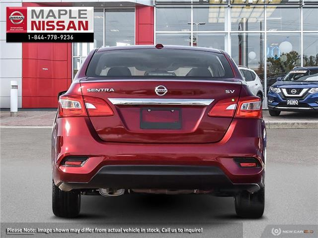 2019 Nissan Sentra 1.8 SV (Stk: M191015) in Maple - Image 5 of 23