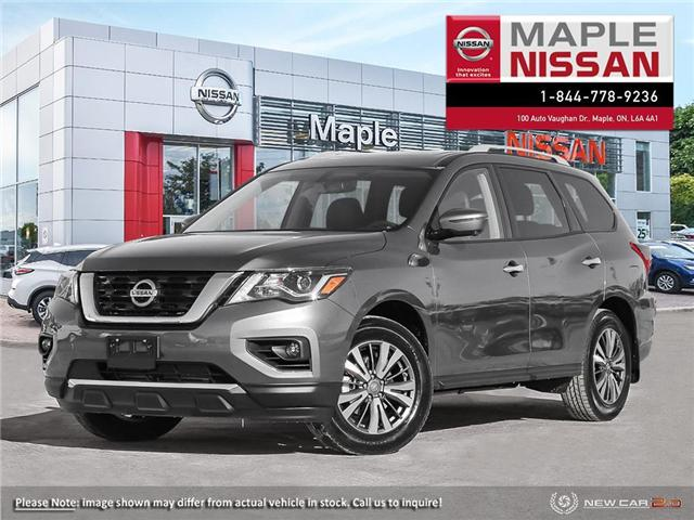 2019 Nissan Pathfinder SL Premium (Stk: M19P019) in Maple - Image 1 of 23