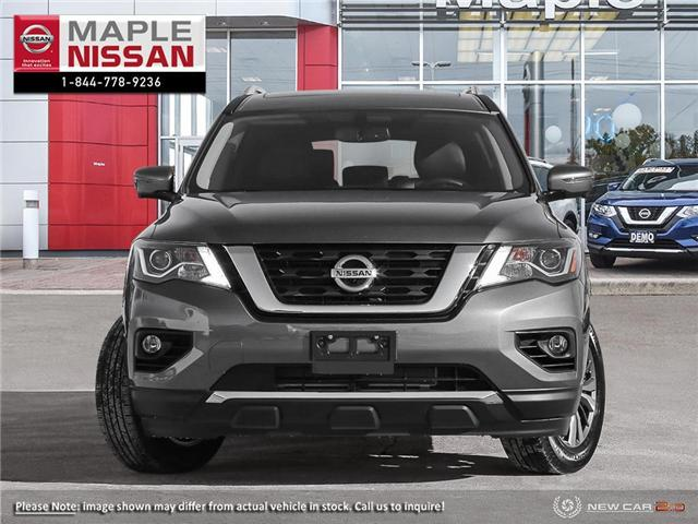 2019 Nissan Pathfinder SL Premium (Stk: M19P019) in Maple - Image 2 of 23